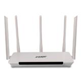 AFOUNDRY Q500 Dual Band Wireless WLAN AC Gigabit Router, Fast Ethernet Computer-Router, Gigabit WAN / LAN 1200Mbps, USB 3.0, Fest 5x5dBi Antenne -