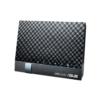Asus DSL-AC56U AC1200 WLAN-Modemrouter (VDSL2 / ADSL2/2+, 802.11ac, EU Multi-Annex Modus, Gigabit LAN, USB 2.0, Serverfunktion) schwarz -