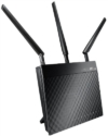 Asus RT-N66U N900 Black Diamond Dual-Band Power WLAN Router (802.11 a/b/g/n, Gigabit LAN/WAN, USB 2.0, Print FTP UPnP VPN Server, IPv6, SSID, AiRadar) -