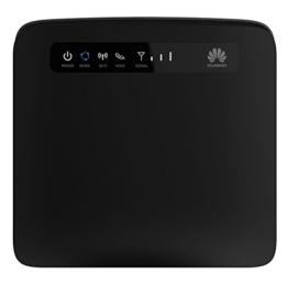 Huawei E5186 LTE Router, schwarz -