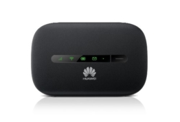 Huawei E5330 3G Mobile WiFi Hotspot Router (21Mbps) -
