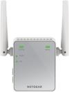 NETGEAR EX2700-100PES N300 Universal WLAN Range Repeater (300Mbit/s, LAN-Port, WPA) weiß/grau -