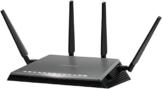 NETGEAR Nighthawk X4S D7800-100PES AC2600 WLAN VDSL2/ADSL2+ Modemrouter (11ac, MU-MIMO, 800 MBit/s 2.4 GHz, 256QAM + 1733 MBit/s 5 GHz) [nicht für Deutschland geeignet] -