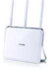 TP-Link Archer C8 AC1750 WLAN Dualband Gigabit Router (für Anschluss an Kabel-/DSL-/Glasfasermodem 802.11b/g/n/ac, 1750MBit/s, LAN, WAN, USB 3.0, USB 2.0) -