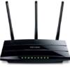 TP-LinK TD-W8970B(DE) WLAN Router (ADSL/ADSL2+, 450Mbit/s, Annex B/J, Unterstützt IP-basierte Anschlüsse, 4 Gigabit LAN, 2 USB Ports für FTP und Mediaserver) -