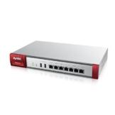 Zyxel USG110-EU0102F UTM-Bundle Sicherheitsgerät (1600Mbps: Firewall Durschsatz, 2x USB) -